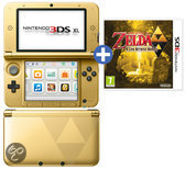 Foto van Nintendo 3DS XL Zelda + The Legend of Zelda: A Link Between Worlds- Limited Edition