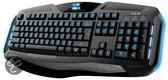 E-blue Cobra II Qwerty Gaming Toetsenbord - Zwart (PC)