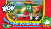 Wow Harry Copter's Animal Rescue