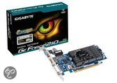 VGA PCIe NVD GT210 Active 1GB 128Mx16 DDR3 LP 1 slot