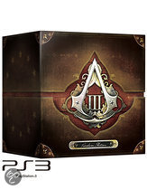 Assassins Creed III - Freedom Edition PS3