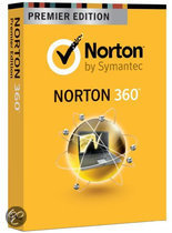 Symantec Norton 360 2013 Premier Edition - Benelux / 3 Gebruikers (download)
