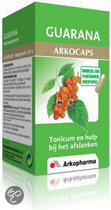 Arkocaps Guarana - 45 Capsules