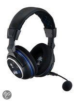 Turtle Beach Ear Force PX4 Wireless 5.1 Virtueel Surround Gaming Headset - Zwart (PS4 + PS3 + Xbox One + Xbox 360 + Mobile)