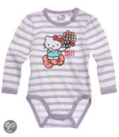 Hello Kitty Meisjesrompertje - Lila - Maat 6 mnd