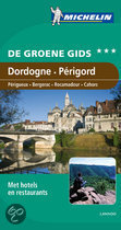 Michelin Groene gids Dordogne - Perigord