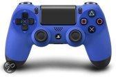 Foto van Sony PlayStation Draadloze Dualshock 4 Controller Blauw PS4