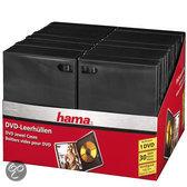 Hama 04711495 DVD Box - 30 Pak / Zwart