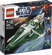 LEGO Star Wars Saesee Tiin's Jedi Starfighter - 9498