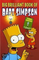 Simpsons Comics Presents the Big Brilliant Book of Bart