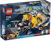 LEGO Space Police Truck Ontsnapping - 5972