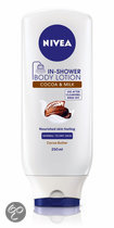 NIVEA Onder de Douche Cocoa Milk - 250 ml - Bodylotion