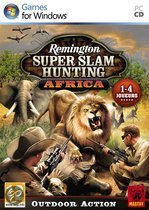 Super Slam Hunting: Africa