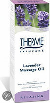 Therme Lavendel - 125 ml - Massageolie