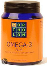 Ortholon Omega 3 Plus Tabletten 120 st