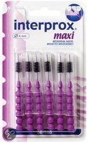 Interprox Interdentaal Maxi 6 mm - 6 st - Rager