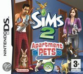 De Sims 2: Appartementsdieren