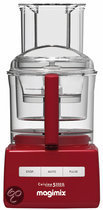 Magimix Foodprocessor Cuisine Systeme 5200XL Premium - Rood