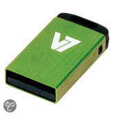 V7 USB NANO STICK 8GB GREEN USB 2.0