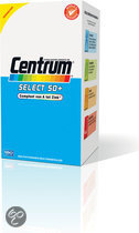 Centrum Select 50+ - 180 Tabletten - Multivitamine