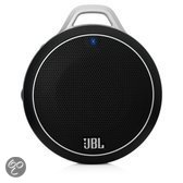 JBL Micro Wireless - Bluetooth-speaker - Zwart