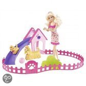 Puppie Playpark Barbie