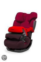 Cybex - Pallas - Autostoel - Rumba Red Dark red