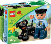 LEGO Duplo Ville Politieagent - 5678
