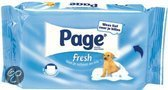 Page vochtig toiletpapier - Cotton Fresh