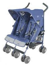 MacLaren Twin Techno - Buggy  - Crown Blue