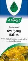 A.Vogel Famosan overgang balans - 60 Tabletten - Voedingssupplement