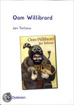Oom Willibrord - dyslexie uitgave