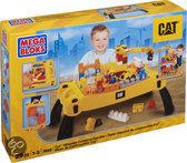 Mega Bloks CAT Bouwtafel