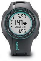 Garmin Forerunner 210 - GPS Sporthorloge met hartslagmonitor - Grijs/Groen
