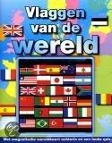Magneet vlaggen van de wereld