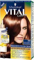 Vital Colors 77 Donker Goudbruin  - Haarkleuring