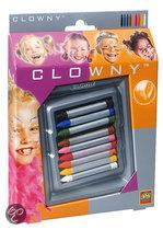 Ses Clowny Schminkstift 9 kleuren