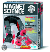 4M Kidzlabs Science - Magnet Science