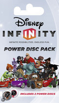 Disney Infinity 2-Power Disks Pack Serie 2 3DS + Wii + Wii U + PS3 + Xbox360