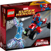 LEGO Super Heroes Spider-Trike vs Electro - 76014