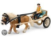 Schleich Pony en Koets