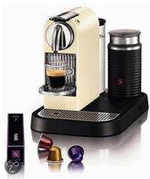 De'Longhi Nespressoapparaat CITIZ & Milk EN 266 CWAE - Crème