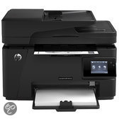 HP LaserJet Pro MFP M127FW - All-in-One Laserprinter