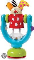 Taftoys Kleurrijke Tafelzuiger -Mini Table Carousel