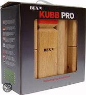 Kubb Pro Original - Rubberhout