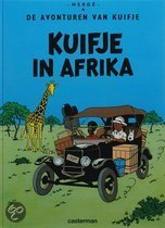02 kuifje in Afrika