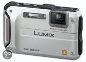 Panasonic Lumix DMC-FT4 - Zilver