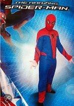 Spiderman kostuum volwassenen 52-54 (l/xl)