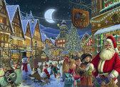 Ravensburger Puzzel - Kerstpret