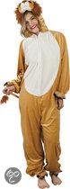 Pluche Leeuw - Kostuum - Maat M-L